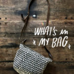 What's In My Bag? Tracy Benjamin of Shutterbean.com shares what's in her bag and how she stays organized!
