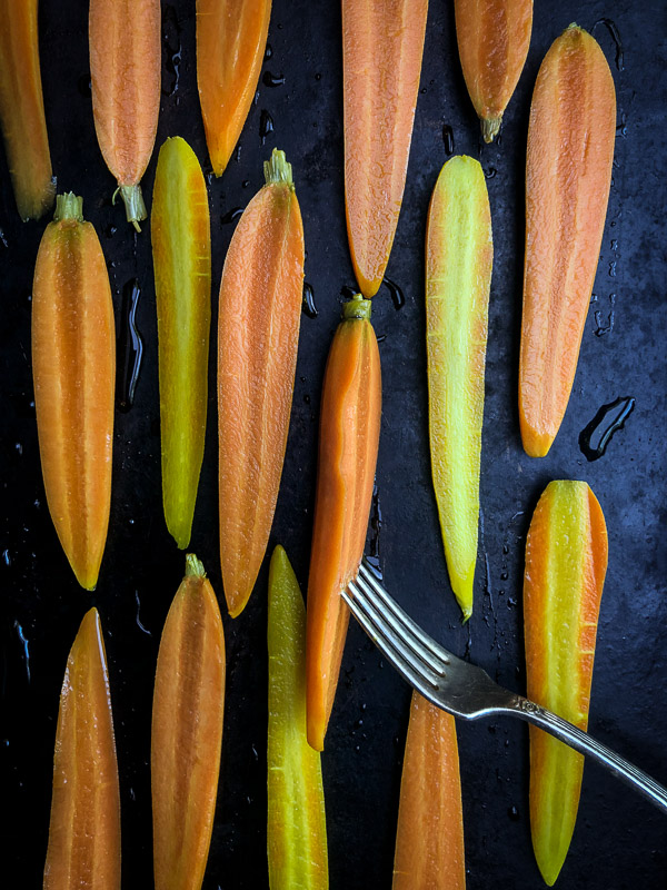 Spicy Pickled Carrots - Shutterbean