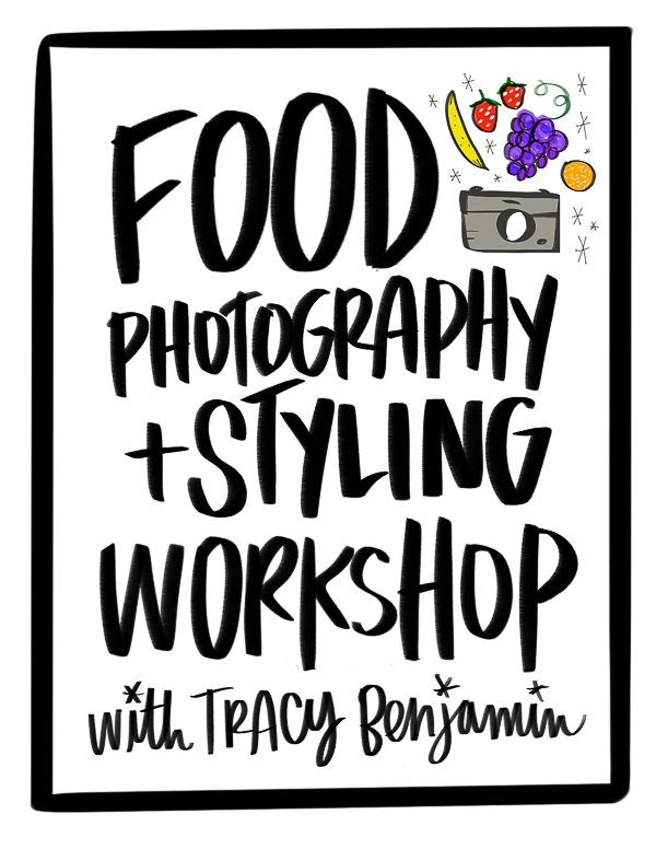 Food Photography & Styling Workshop in Santa Fe!
