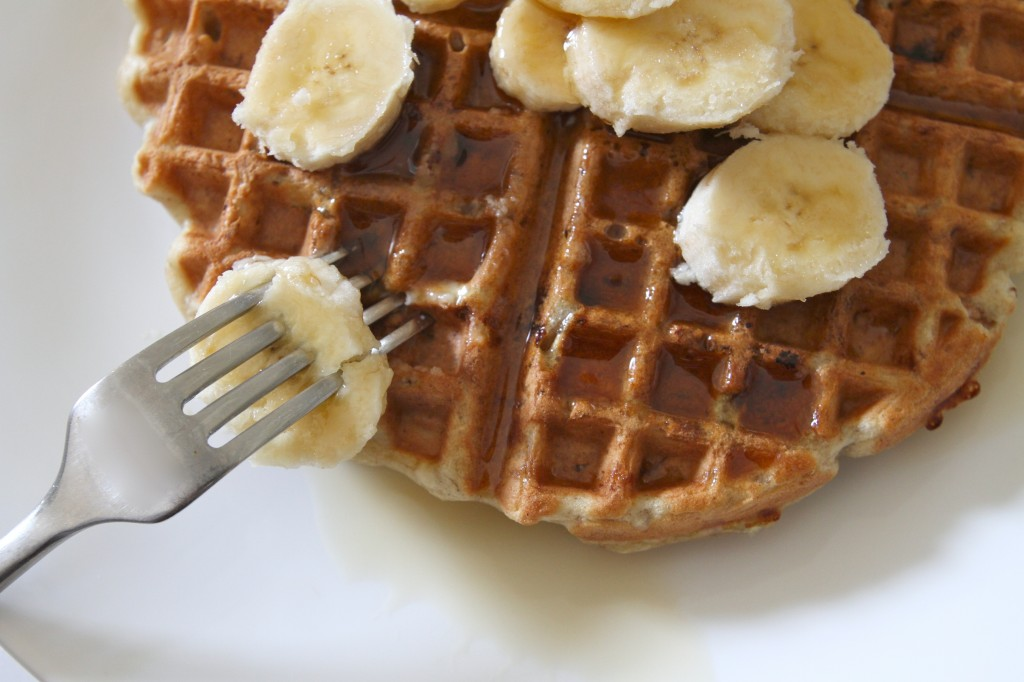Banana Walnut Waffles Recipes — Dishmaps