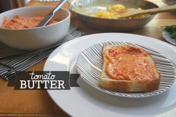 Tomato Butter