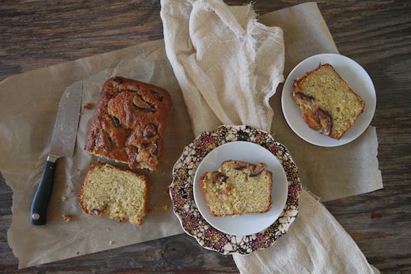 Fig & Olive Oil Cake