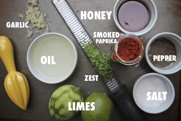 Honey Lime Drumsticks // shutterbean