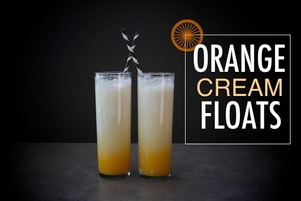 Orange Cream Floats // shutterbean