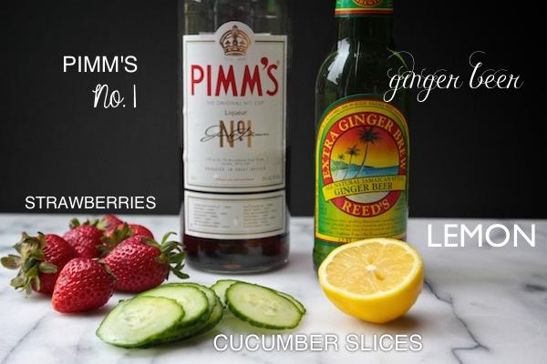Pim's Cup Popsicles // shutterbean