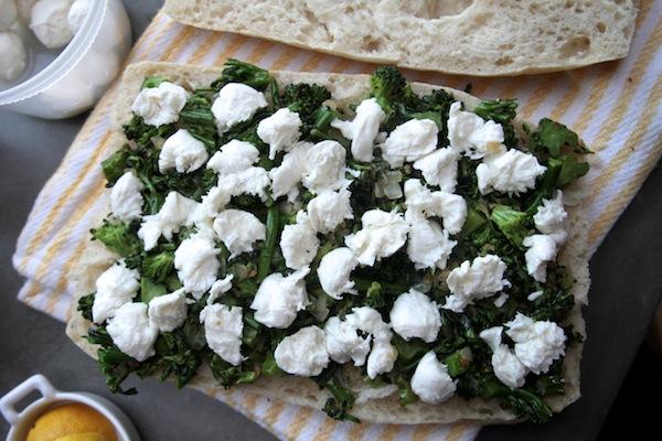 Broccolini Panini // shutterbean