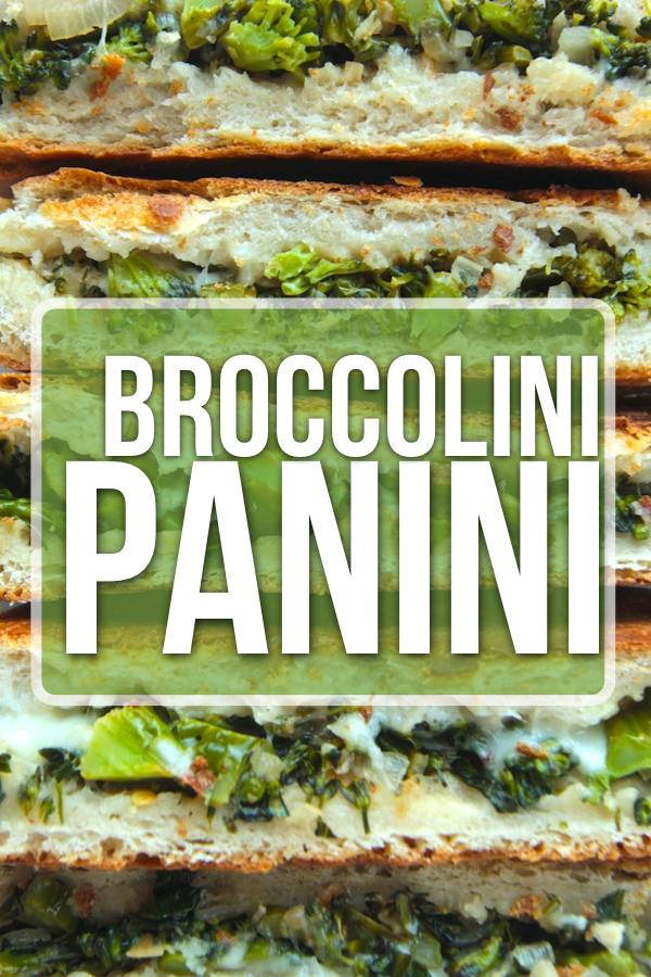 Broccolini Panini