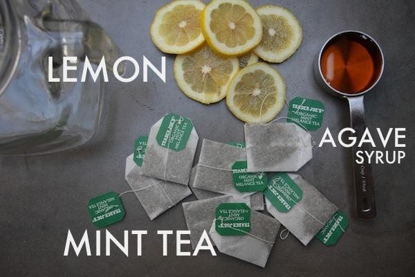 Mint Iced Tea // shutterbean