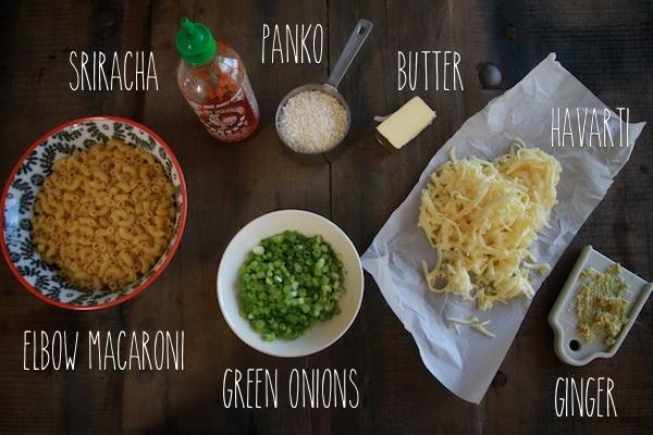 Sriracha Mac + Cheese // shutterbean