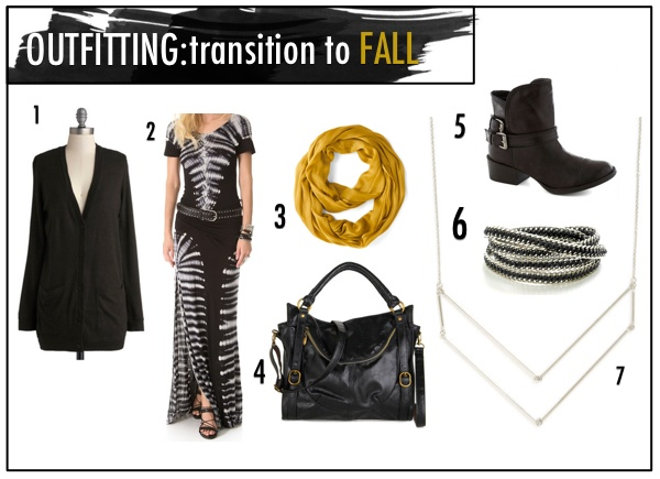 OUTFITTING: Transition to Fall