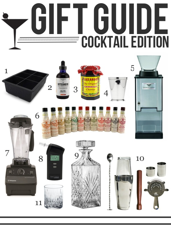 Gift Guide: Cocktail Edition