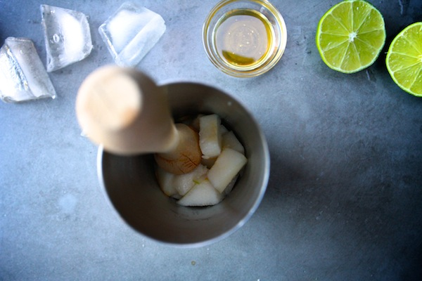 Prickly Pear Cocktail // shutterbean