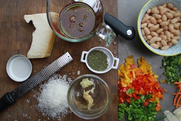 Country Italian Salad // shutterbean