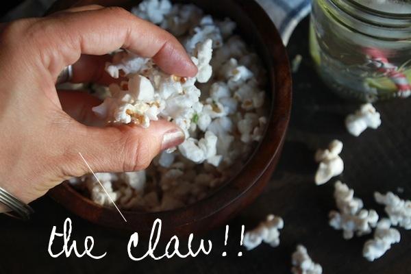 Truffled Popcorn // shutterbean