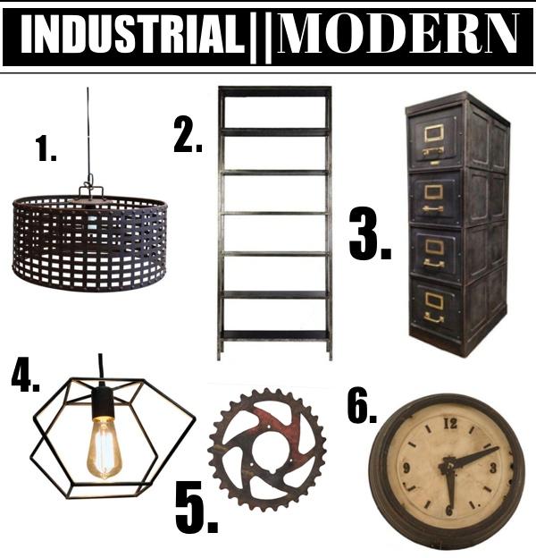 Industrial Modern // shutterbean