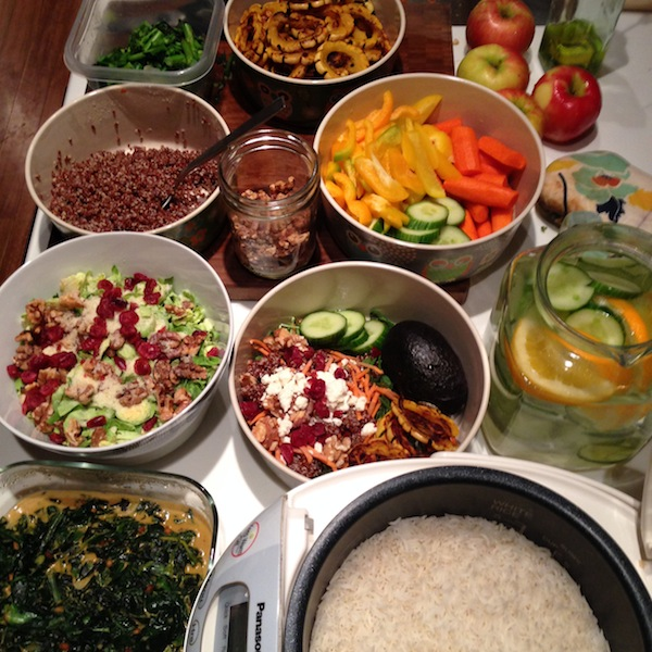 Meal Prep // shutterbean