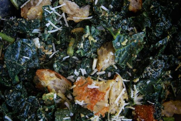 Smoky Kale Caesar // shutterbean