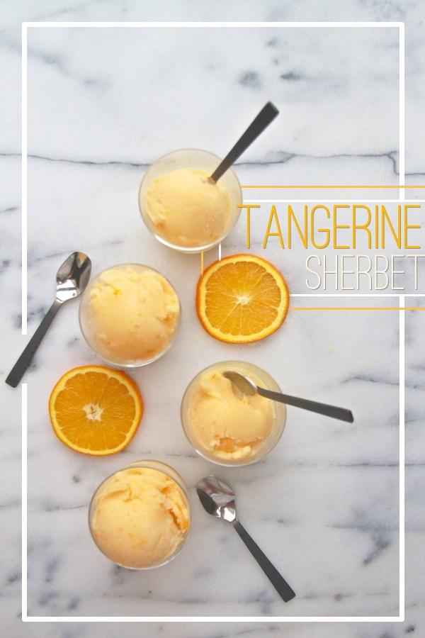 Tangerine Sherbet // shutterbean