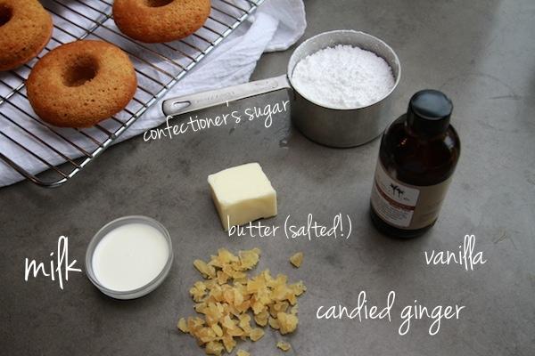 bakedgingerglazeddoughnuts 3555