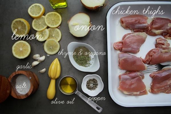 Lemon Chicken // shutterbean