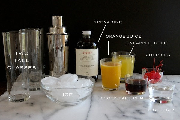 French Quarter Cocktails // shutterbean