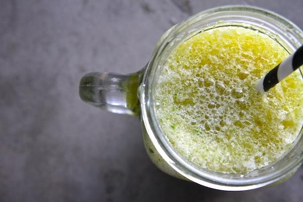 Lemon Ginger Zinger // shutterbean