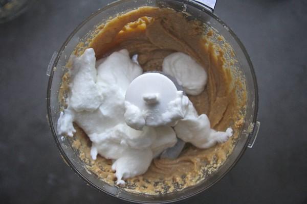 Salted Caramel Peanut Butter Yogurt Dip // shutterbean