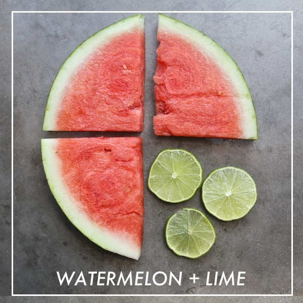 Watermelon + Lime // shutterbean