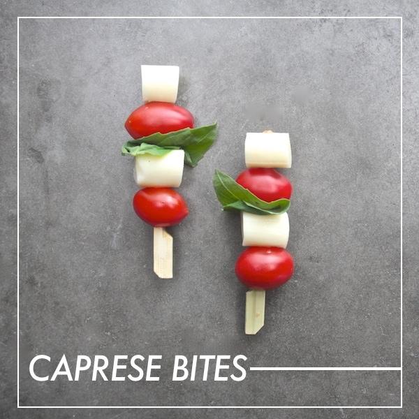 Caprese Bites // shutterbean