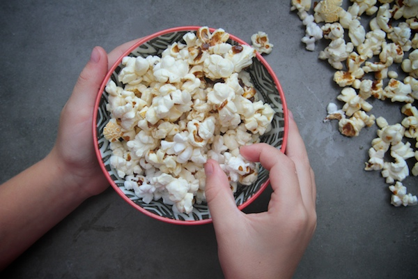 Brown Butter Kettle Corn // shutterbean