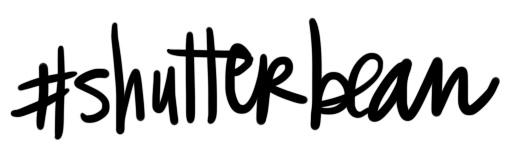 #shutterbean