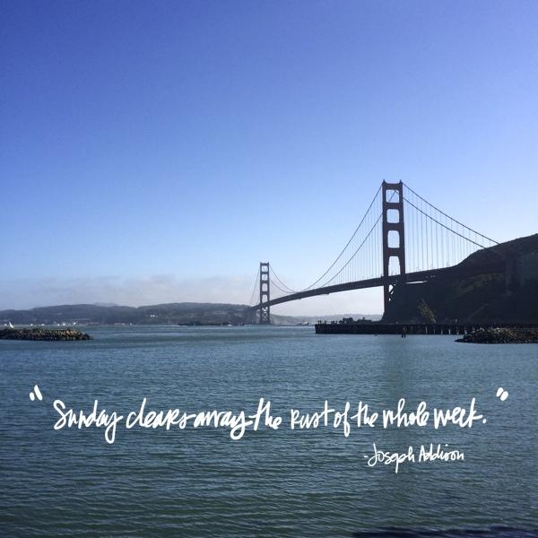 Sunday Clears Away // shutterbean