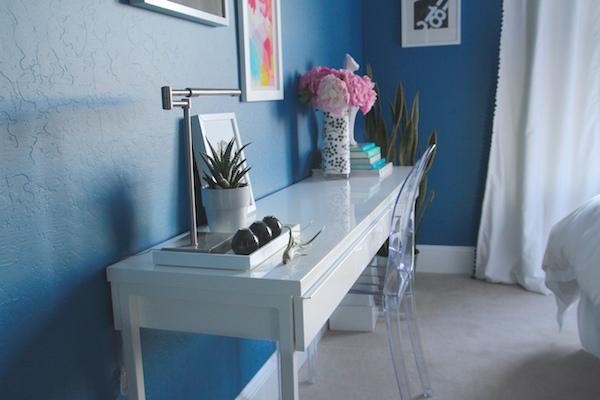 Guest Bedroom Makeover // shutterbean