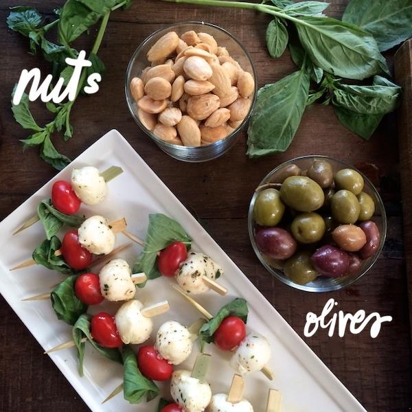 Creating an Antipasti Platter // shutterbean