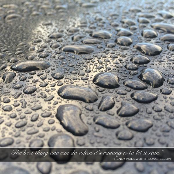 Let it rain // shutterbean