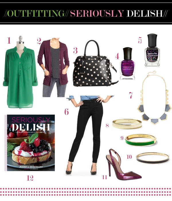 Outfitting: Seriously Delish