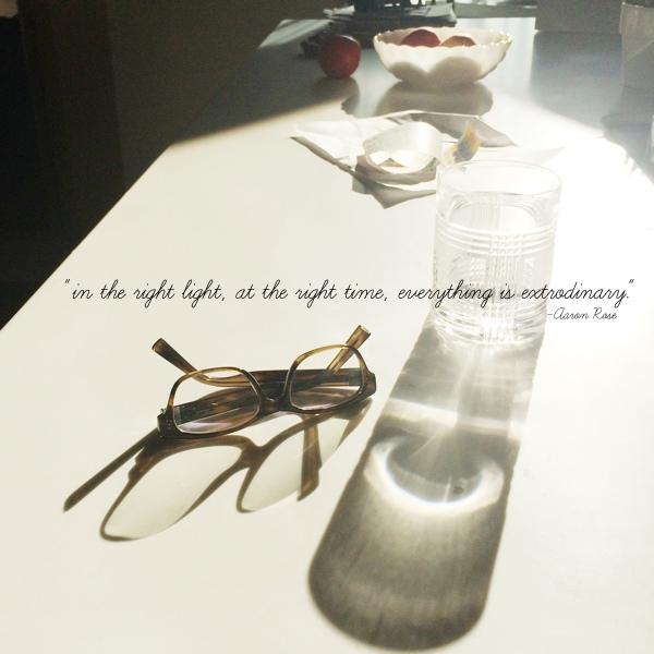 In the right light // shutterbean