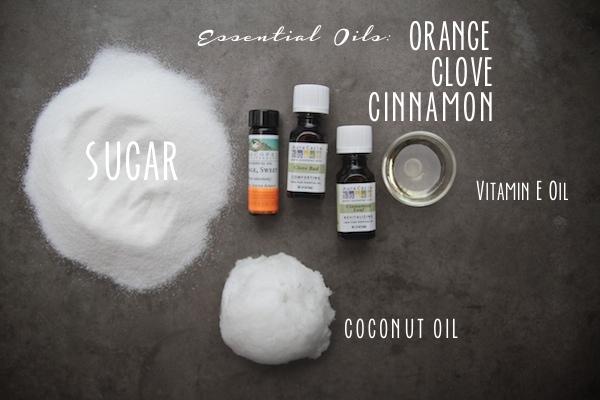 Homemade Sugar Scrubs // shutterbean