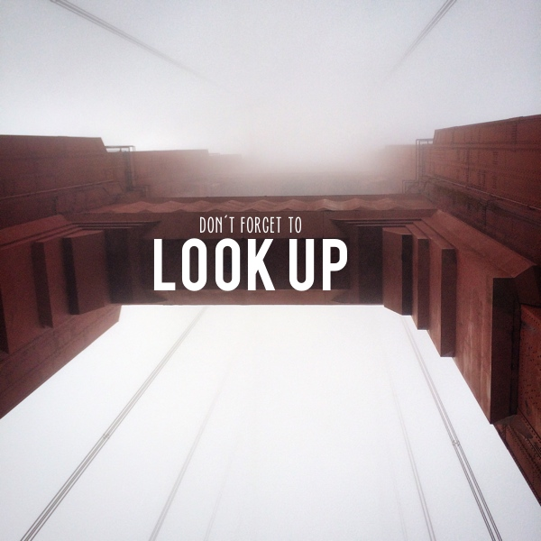 Don't forget to look up // shutterbean
