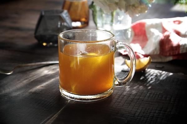 Turmeric Hot Toddy // shutterbean