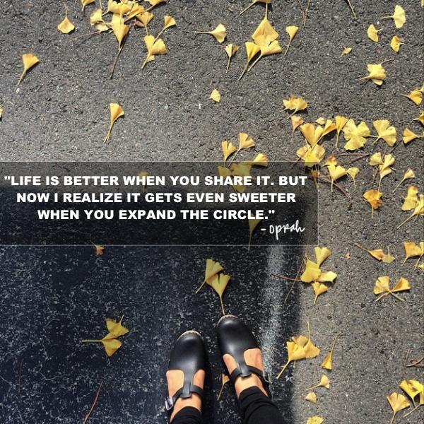Life is better // shutterbean