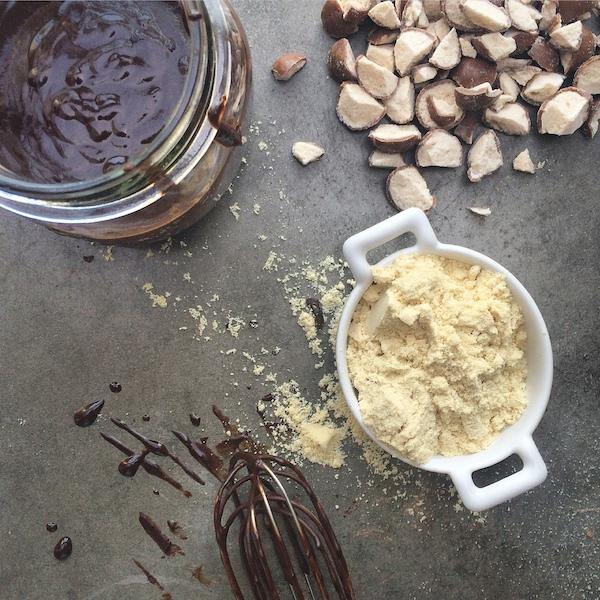 Bittersweet Chocolate Malted Milkshake // shutterbean.com