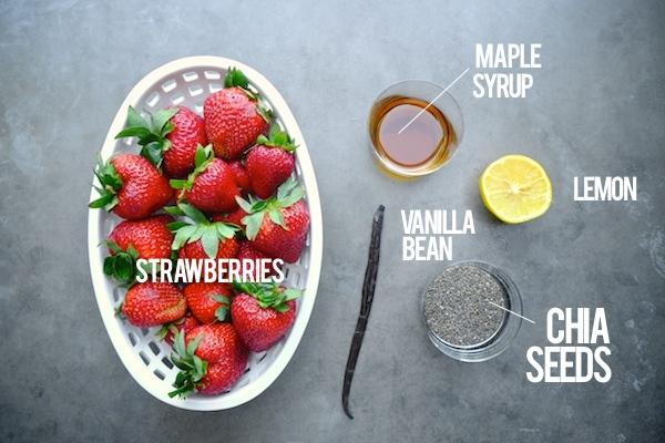 Strawberry Chia Jam // shutterbean