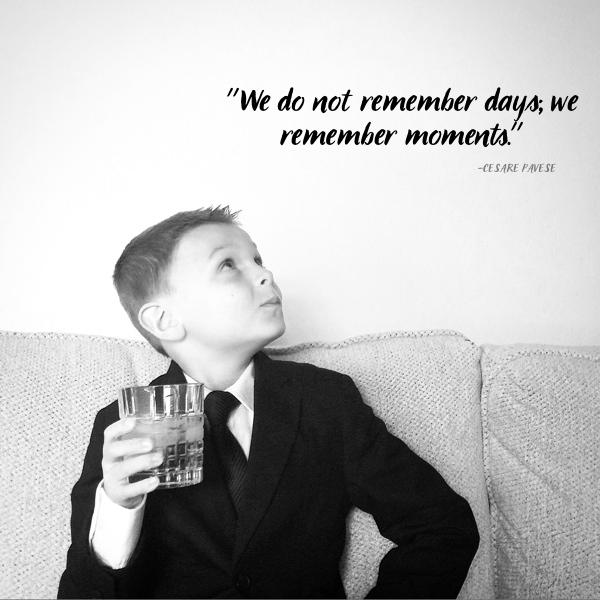 We do not remember days // shutterbean