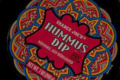 Hummus Dip & Pita Chips