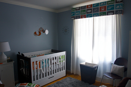 A peek at Cooper's Room