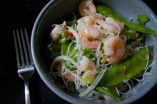 Nigella's Vietnamese Noodle Salad