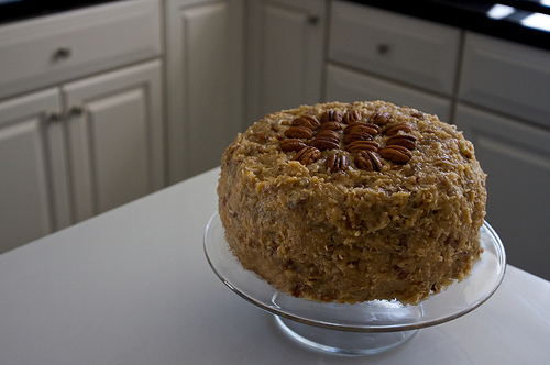 Magnolia Bakery's German Chocolate Cake