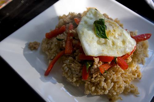 Inspired: Thai Basil Chicken