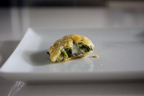 Spinach Feta Pocket Pies